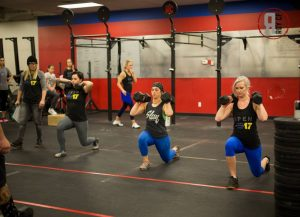 Roy CrossFit Group Class